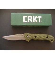 CRKT - Hammond Cruiser - 7914DG - Olive