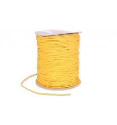 Paracord MIL-SPEC 550-7 / 4mm kontraktowy Yellow MADE IN USA - 1 metr