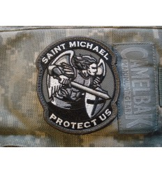 MIL-SPEC MONKEY - Saint Michael Protect Us - Saint-M Modern - SWAT
