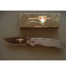 Ontario - RAT 1 Folding Knife - 8846 BP Black - Nóż składany