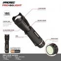 iPROTEC - Latarka diodowa PRO 180 LIGHT Tactical - 180 lumenów - IP6079