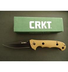 CRKT - Hammond Cruiser - 7904DB - Coyote Brown - Nóż składany