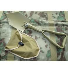 Fosco - Saperka składana stalowa - Shovel Foldable - Duża 57cm - Coyote Tan