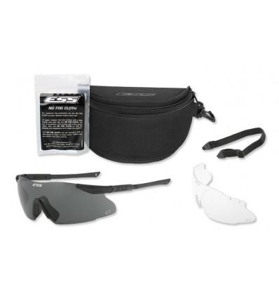 ESS - ICE 2LS - 740-0015 - Zestaw Wizjer Przezroczysty / Przyciemniany