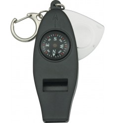 Explorer - Kompas Gwizdek Termometr - Emergency Whistle - EXP24