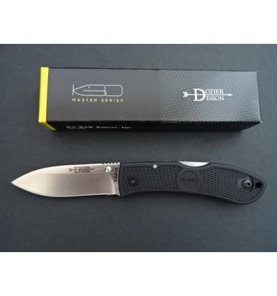 Ka-Bar - Dozier Folding Hunter 4062 - Nóż składany