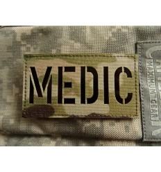 KAMPFHUND - Naszywka MEDIC - MultiCam - Gen II IR