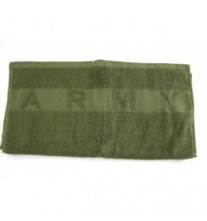 Fosco - Ręcznik ARMY - 100x50cm - Olive