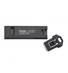 Tool Logic - Krzesiwo Signal Fire Keyring + Gwizdek - SFB