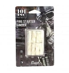 101 Inc. - Rozpałka Fire Starter Tinder - 8 szt.