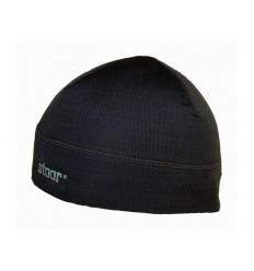 STOOR - Lekka czapka termoaktywna BioLINE - Czarny