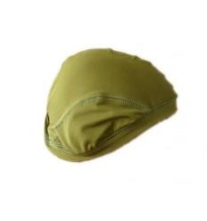 STOOR - Ciepła czapka termoaktywna pod kask - z nausznikami - UltraTERM100 - Zielony OD