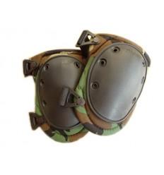 ALTA - Ochraniacze Kolan Flex ALTALOK - Woodland - 50413-08