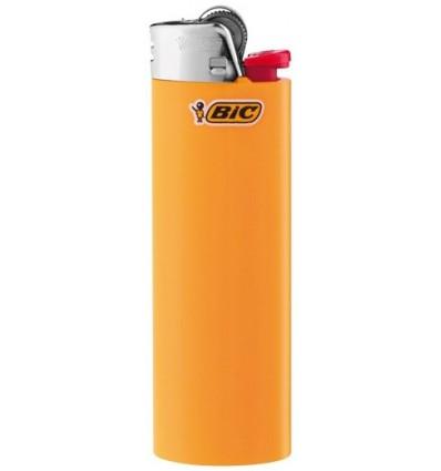 BIC - Zapalniczka gazowa / krzesiwowa J26 - Pomarańczowy