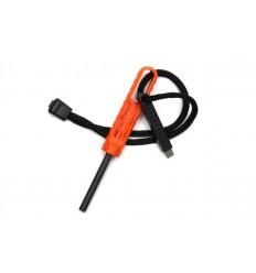 Exotac - Krzesiwo polySTRIKER XL Orange/Black - 1620-ORG