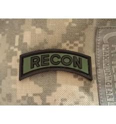 101 Inc. - Naszywka RECON US Army - 3D PVC - Zielony Olive
