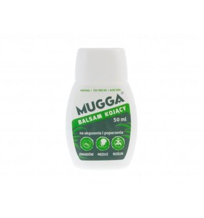 MUGGA - Balsam kojący na ukąszenia i poparzenia - 50ml