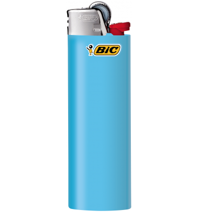 BIC - Zapalniczka gazowa / krzesiwowa J26 - Turkusowy