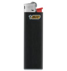 BIC - Zapalniczka gazowa / krzesiwowa J23 Slim - Czarny