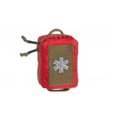 Helikon - Kieszeń na apteczkę - Mini Med Kit - Czerwony - MO-M05-NL-25