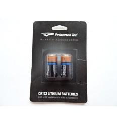Duracell - Bateria CR123 - 2 sztuki