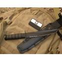 Nóż KA-BAR 1245 Black Tanto Taktyczna pochwa z kydexu