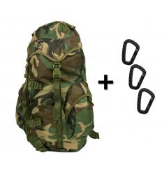 Fostex - Plecak RECON - 35 Litrów - Woodland
