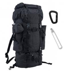 Mil-Tec - Plecak BW - 65 Litrów - Czarny