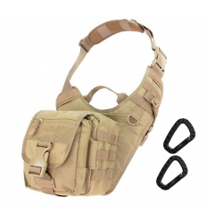 Condor - Torba na ramię - EDC Bag - Coyote Brown - 156-003