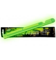 Mil-Tec - Lightstick światło chemiczne - Powder - 24h - Zwiększona siła światła - 15cm - Zielony - 14933001