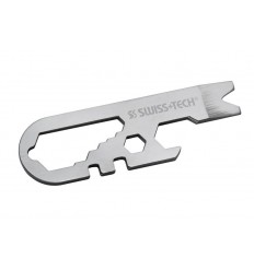 Swiss Tech - Multitool Micro Slim Flat Wrench - ST67129