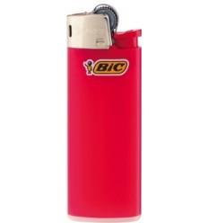 BIC - Zapalniczka gazowa / krzesiwowa J25 Mini - Czerwony