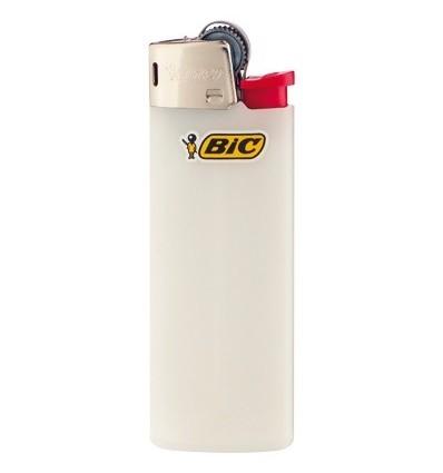 BIC - Zapalniczka gazowa / krzesiwowa J25 Mini - Jasny Szary