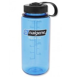 Nalgene - Butelka 16oz Wide Mouth - Gwint 53 mm - 0,5L - Niebieski