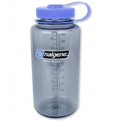 Nalgene - Butelka 32oz Wide Mouth - Gwint 63 mm - 1,1L - Szary