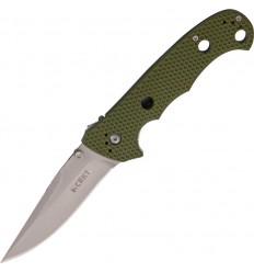 CRKT - Hammond Cruiser - 7904DG - Olive - Nóż składany