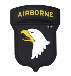 101 Inc. - Naszywka 101nd Airborne US - 3D PVC - Kolor