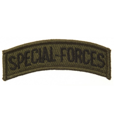 101 Inc. - Naszywka Special Forces - Olive