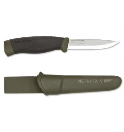 MORA - Nóż Companion Heavy Duty - Carbon