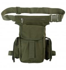 Mil-Tec - Torba Udowa Multi pack - Zielony OD - 13526001