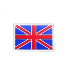 101 Inc. - Naszywka United Kingdom Patch - 3D PVC - Full Color