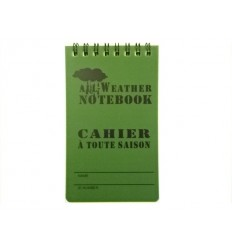 Fosco - Notes wodoodporny - Waterproof notebook - 130 x 80 mm