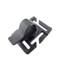 Duraflex - Klamra / Klips do systemu hydracyjnego - Czarny