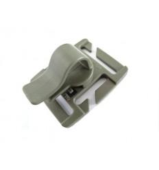 Duraflex - Klamra / Klips do systemu hydracyjnego - Olive