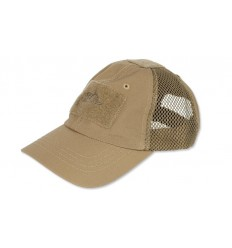 Helikon - Czapka Tactical Vent Cap - Coyote Brown - CZ-BBV-PR-11