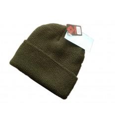 Fostex - Czapka zimowa Watch Cap Rough - Zielony OD
