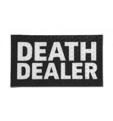 Combat-ID - Naszywka Death Dealer - Czarny - Gen I
