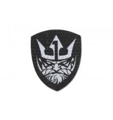 KAMPFHUND - Naszywka AFO Team Neptune One - Czarny - Gen I