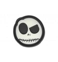 101 Inc. - Naszywka Big Nightmare Smiley - 3D PVC - Świecąca