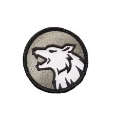 MIL-SPEC MONKEY - Naszywka Wolf head - SWAT